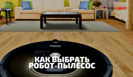 Идеальный робот-пылесос для вашего дома