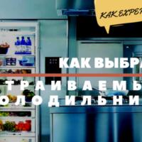 Как выбрать встраиваемый холодильник