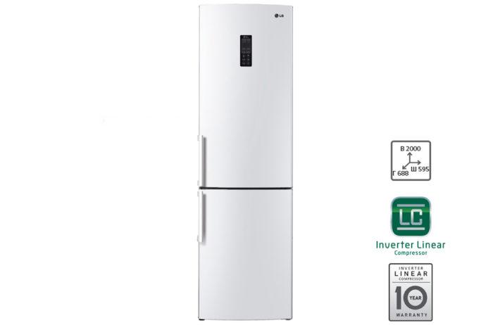Холодильник LG GA-B499 YVQZ