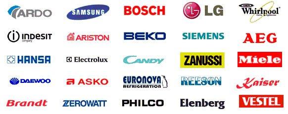 фирмы стиральных машин