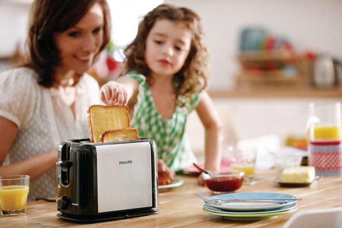 Домашний тостер