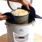 Хлебопечка для круглого хлеба