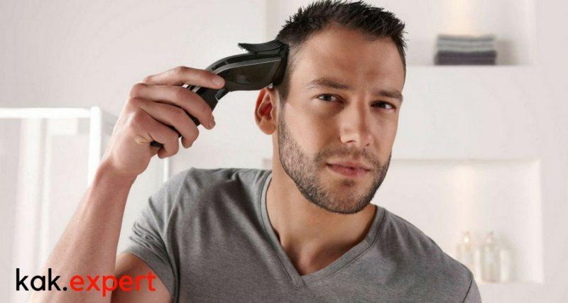 Принцип работы машинки для стрижки волос