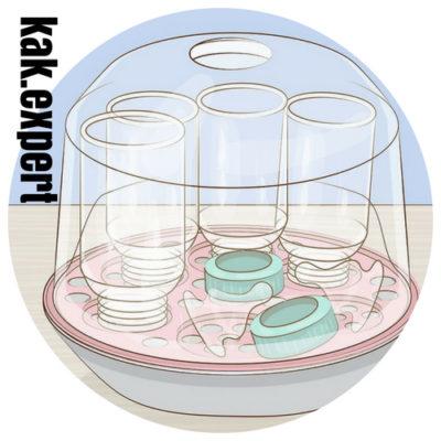 Как пользоваться паровым стерилизатором 3