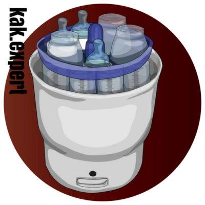 Электрический паровой стерилизатор 3