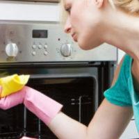 6 способов очистки духовки от жира