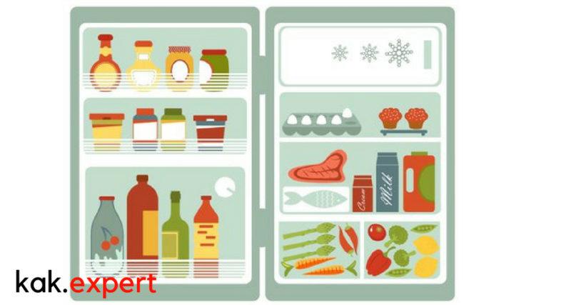 Картинка холодильника