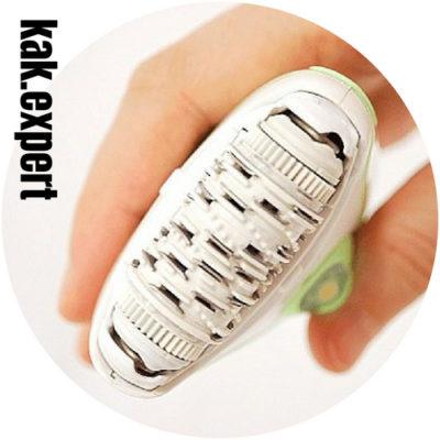 Пинцетный эпилятор