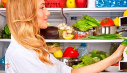 Оптимальная температура для холодильника и морозильника