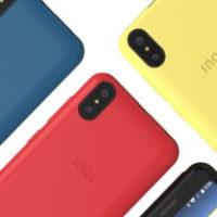 INOI 3 Lite — бюджетный российский смартфон
