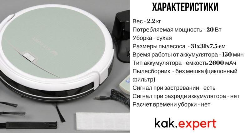 Характеристика kitfort kt-519