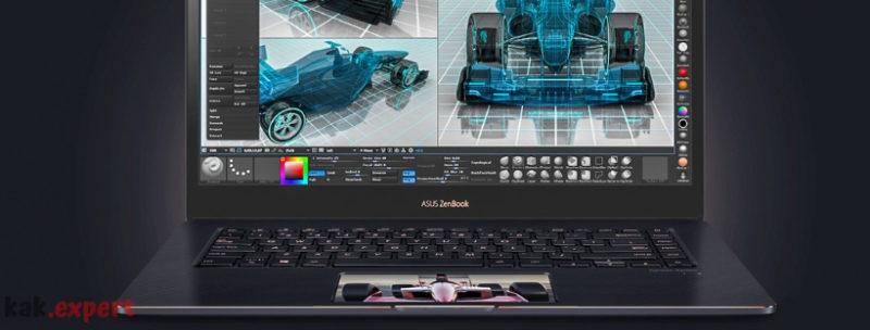 Ноутбук Asus ZenBook Pro 15 UX580GE