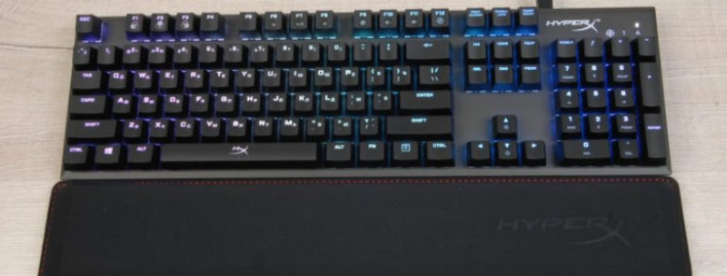 Обзор клавиатуры HyperX Alloy FPS RGB 4