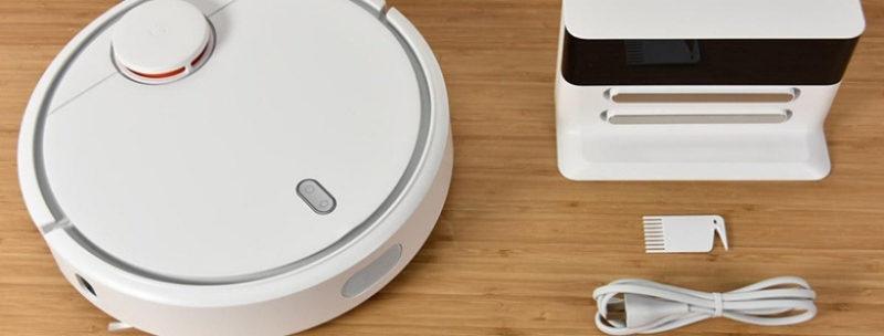 Обзор робота-пылесоса XiaomiMi Robot Vacuum 3