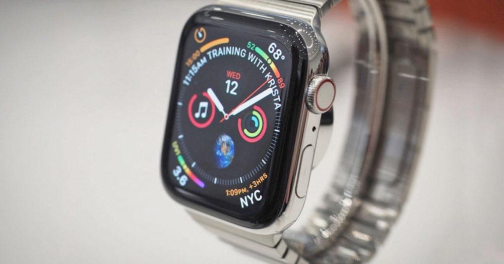 Apple Watch 4 подарок на новый год