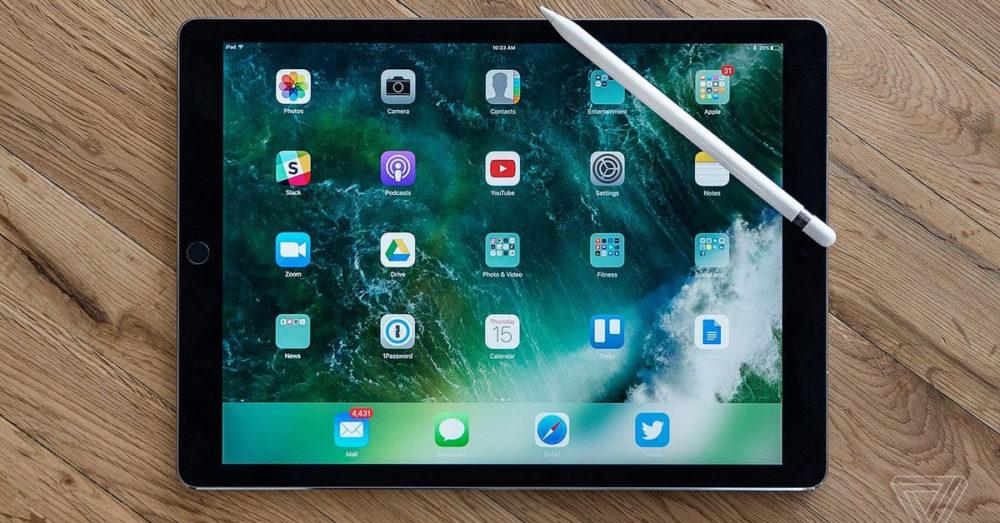 Apple iPad Pro 12.9 в подарок