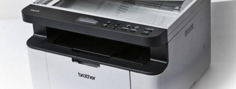 Принтер Brother DCP-1510R