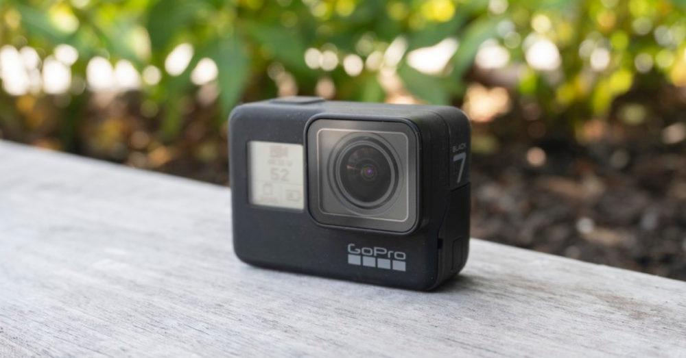 GoPro Hero7 Black на подарок