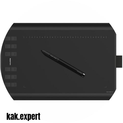 планшет HUION 1060PLUS