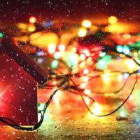 Выбираем новогоднюю гирлянду