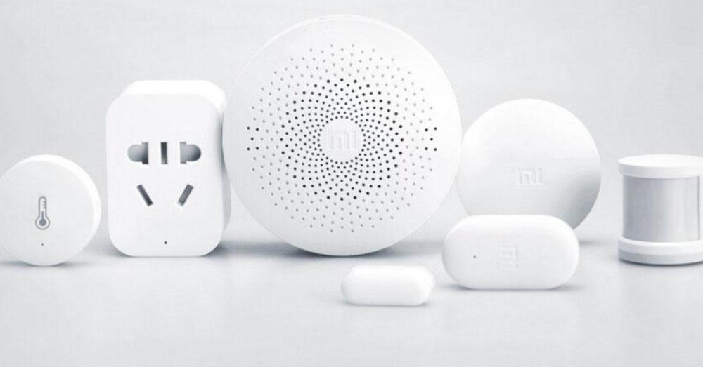 Xiaomi Mi Smart Home Kit в подарок мужу