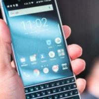 Обзор телефона Black Berry KEY2