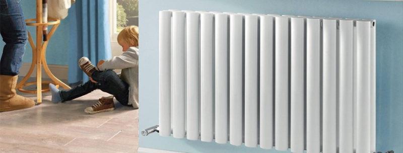 Где расположить радиатор отопления