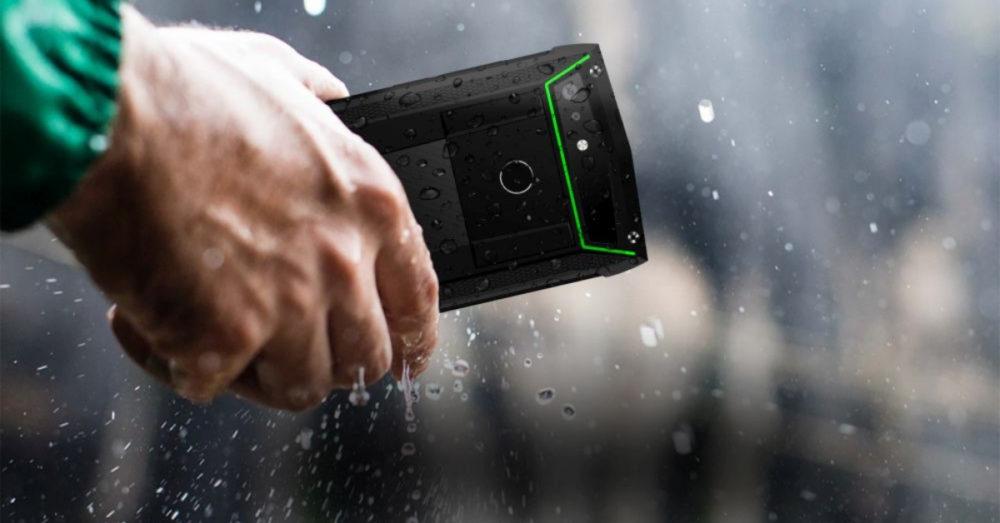 Poptel P60 батарея телефона