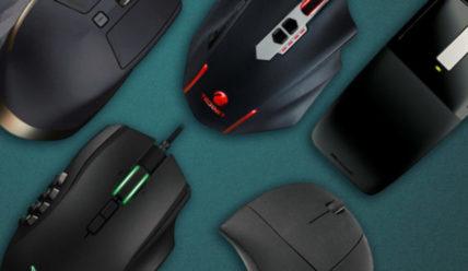Выбираем компьютерную мышь