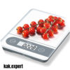 Электронные кухонные весы 2