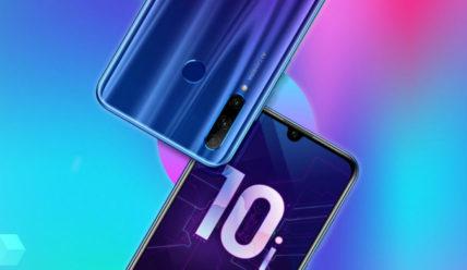 Обзор телефона Honor 10i