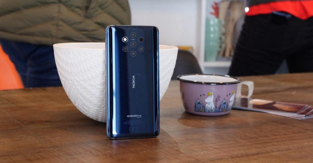 Nokia 9 PureView обзор 2