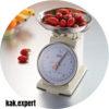 Механические кухонные весы 2