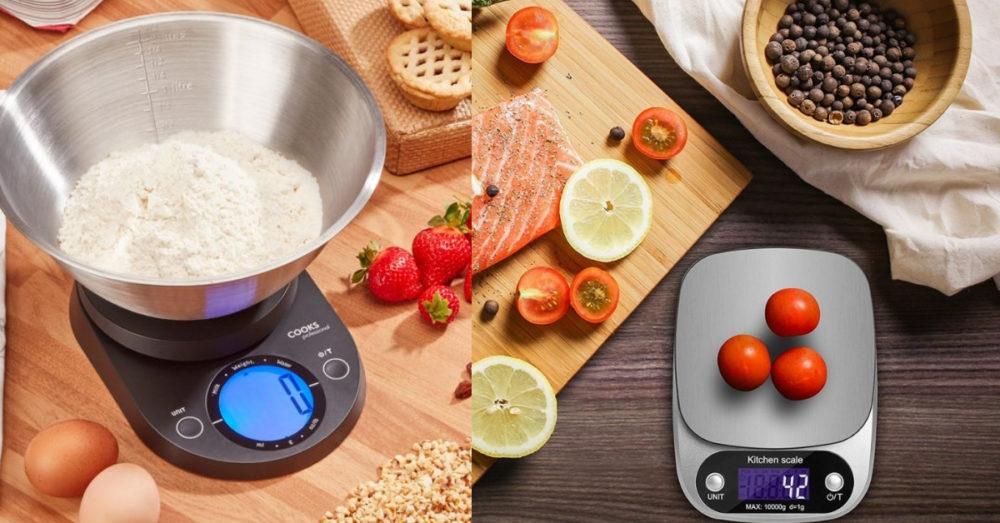 Как выбрать кухонные весы для дома