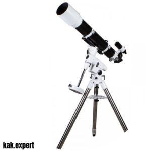 Рефракторы вид телескопа