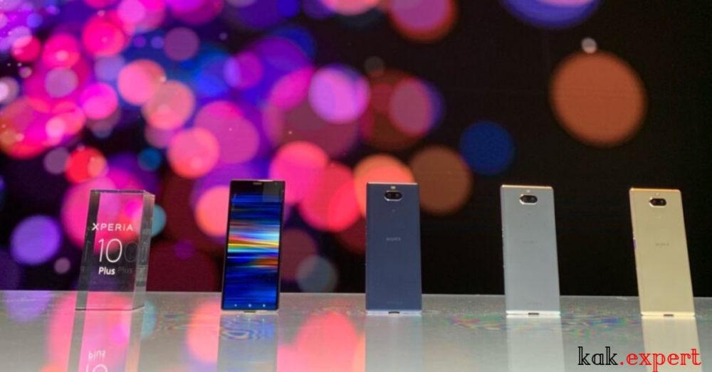 Sony Xperia 10 Plus обзор 4
