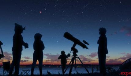 Выбираем телескоп