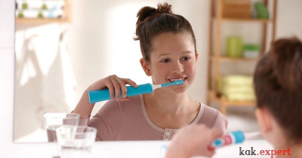 как выбрать электрическую зубную щетку 1