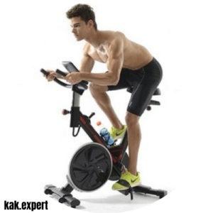 Механический велотренажер