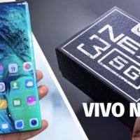 Обзор Vivo NEX 3