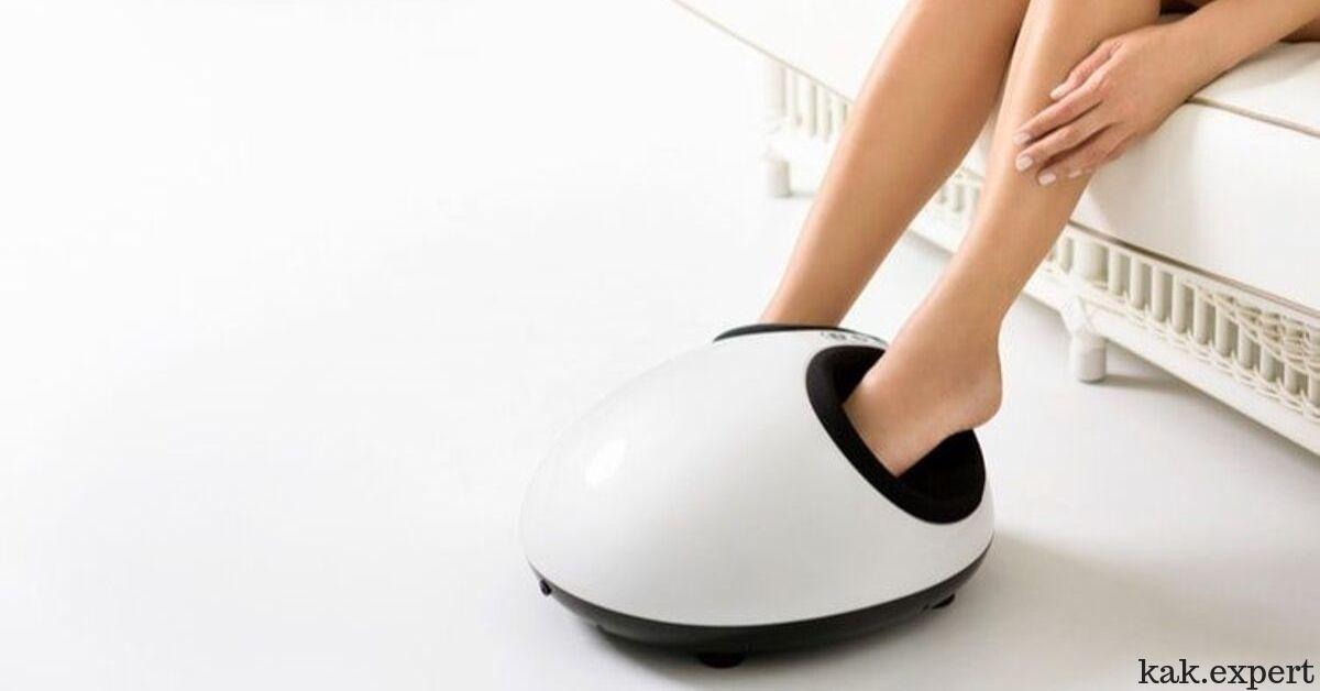 выбор ванночки для ног