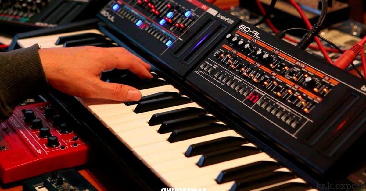 Параметры выбора синтезатора