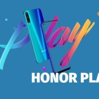 Обзор Honor Play 3