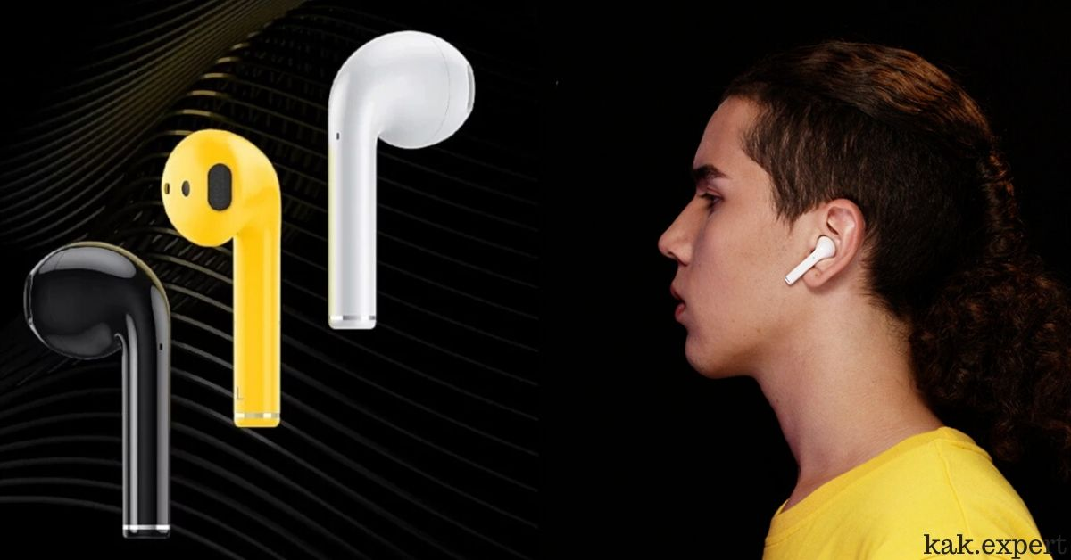 Realme Buds Air звук