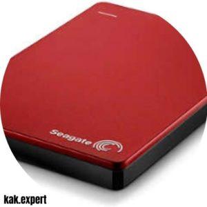 Seagate Backup Plus 1 Тб USB 3.0 (Red) жесткий диск
