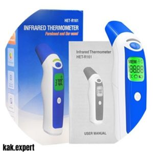 ZenNutt HET-R161 термометр