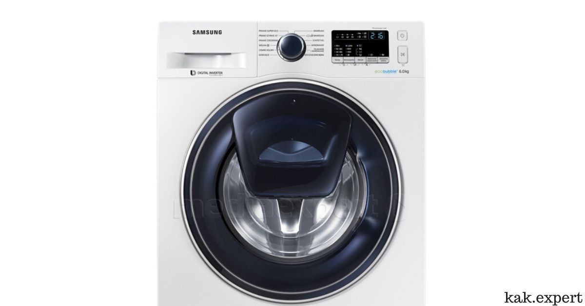 samsung ww60k42138w стиральная машинка